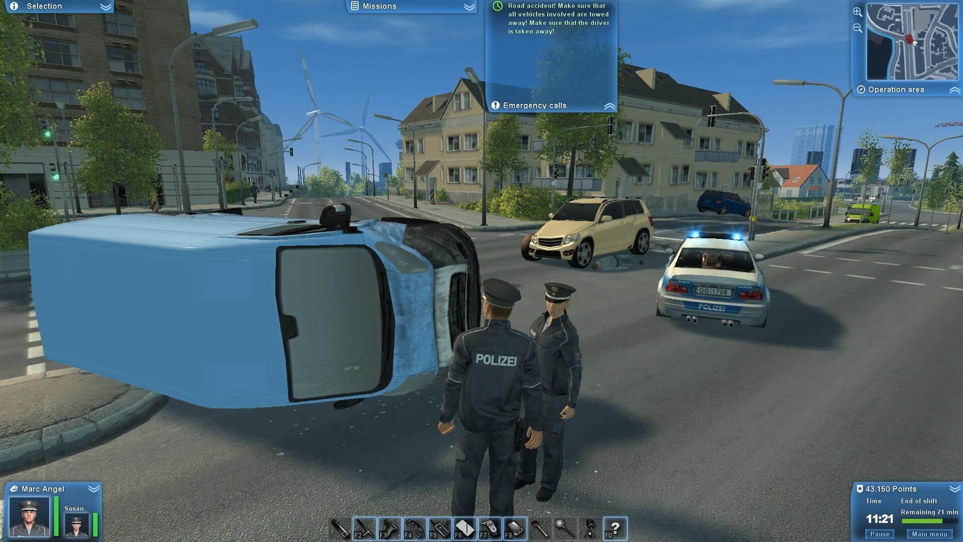 Скачать Police Force 2 торрент