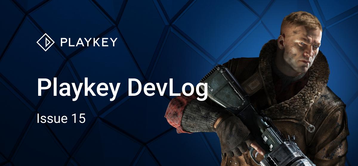 PLAYKEY - Decentralized Cloud Gaming Platform